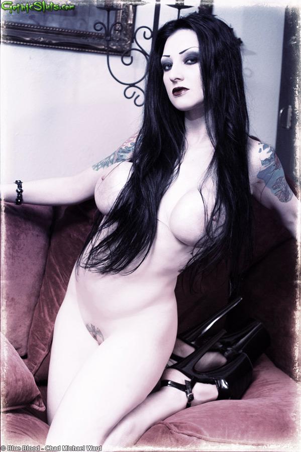 Gothic Goth Girl Porn